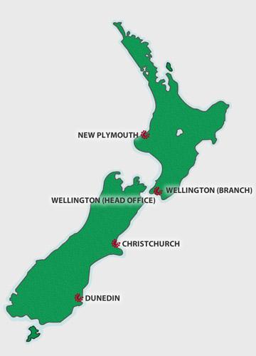 Titan Cranes Contact us Wellington New Plymouth Christchurch
